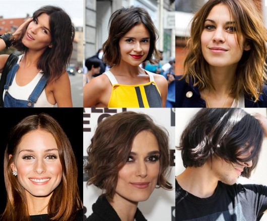 short-brunette-hair-bob-wavy-straight-celebrities
