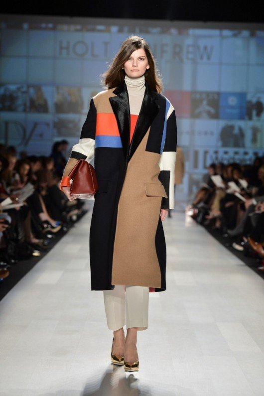 Celine_Holt Renfrew Fashion Week