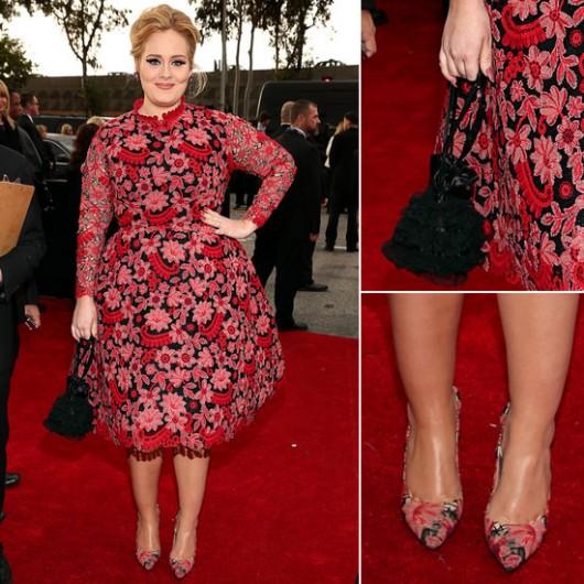 Adele-Valentino-Grammys-2013