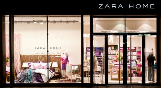 Zara Home To Open At Yorkdale Shopping Centre In Toronto In 2013