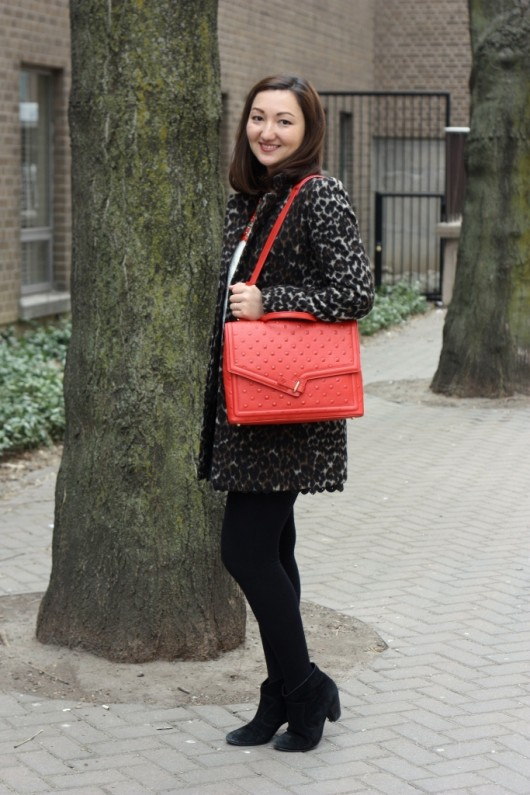 what-i-wore-ela-handbags-leopard-print