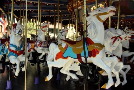disneland-carousel