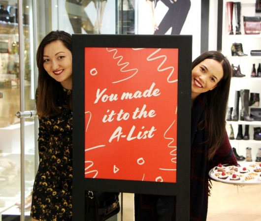Shopping: ALDO A-List Party at Yorkdale