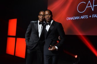 Canadian-Arts-Fashion-Awards-2014-Accessories-Designer-of-the-Year-winner-WANT-Les-Essentials-de-la-Vies-Dexter-and-Byron-Peart