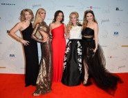Canadian-Arts-Fashion-Awards-2014-CAFA-Co-Founder-Susan-Hart-Sylvia-Mantella-CAFA-Managing-Director-Vicky-Milner-Suzanne-Rogers-CAFA-Co-Founder-Brittney-Kuczynski