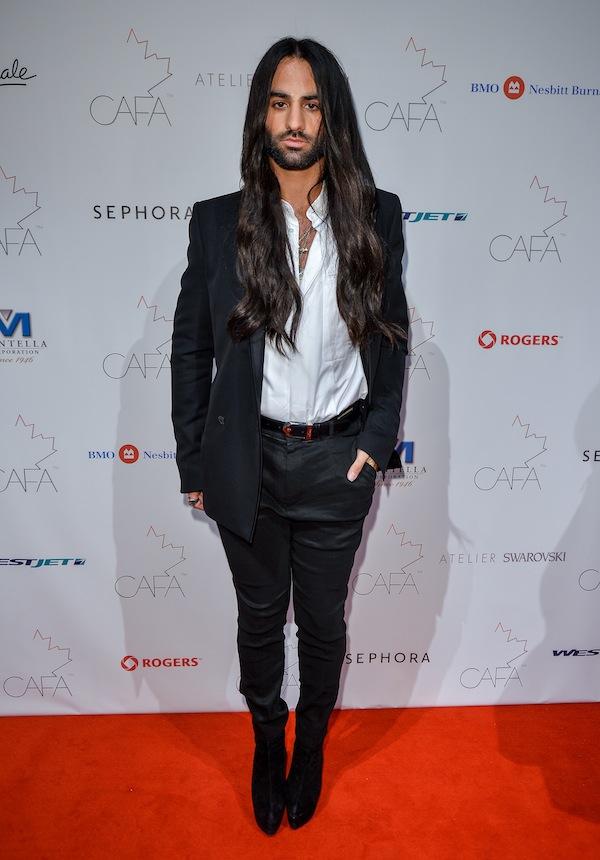 Canadian Arts Fashion Awards 2014 Cary Tauben Style Blog