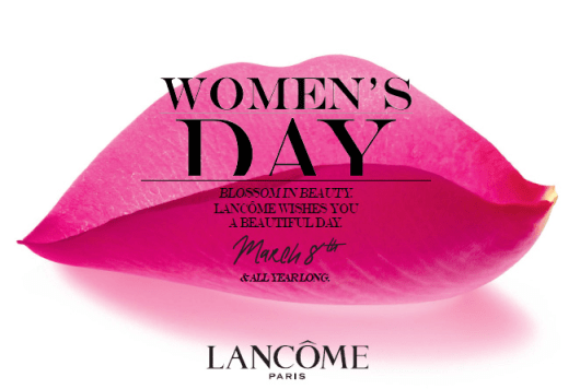 lancome-rose-womens-day-toronto-2