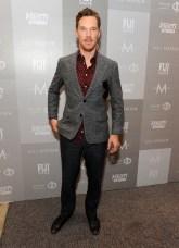 Benedict Cumberbatch at Variety Studio