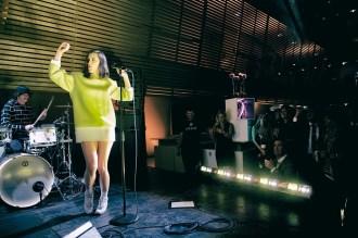 Operanation - Light Up The Night. Toronto, ON, Canada. October 17, 2014. (Image: Ryan Emberley)