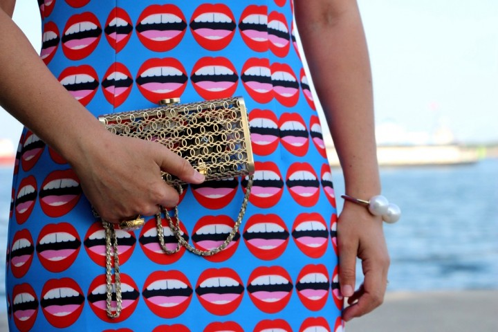 hayley-elsaesser-mouthy-dress-chanel-dubai-clutch-7