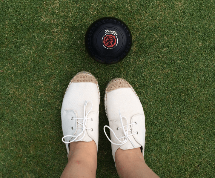 lawn-bowling-shoes