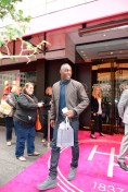 _Idris Elba exits Variety Studio at Holt Renfrew