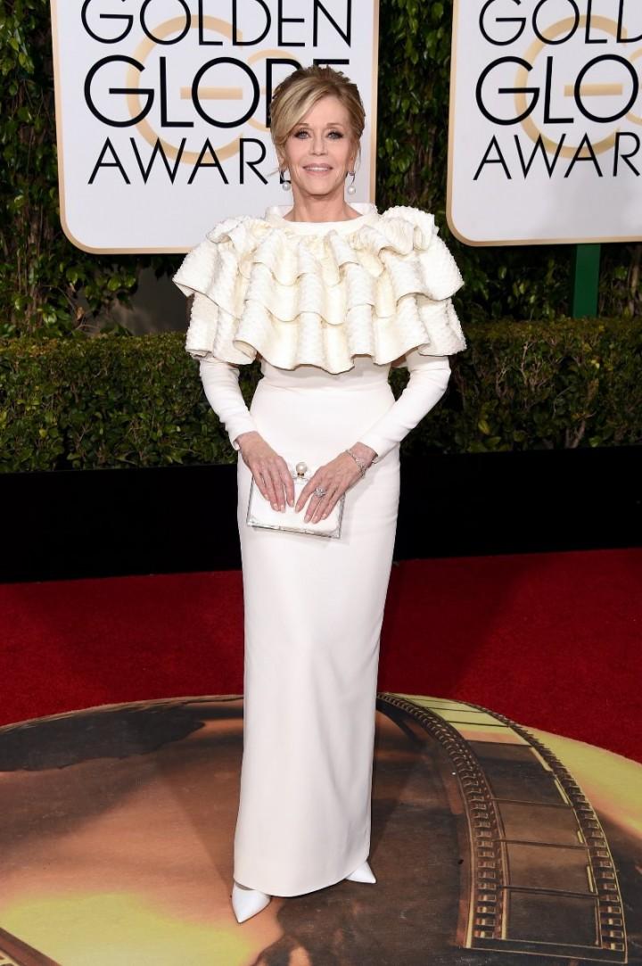 Golden-Globes-2016-Jane-Fonda-Yves-Saint-Laurent