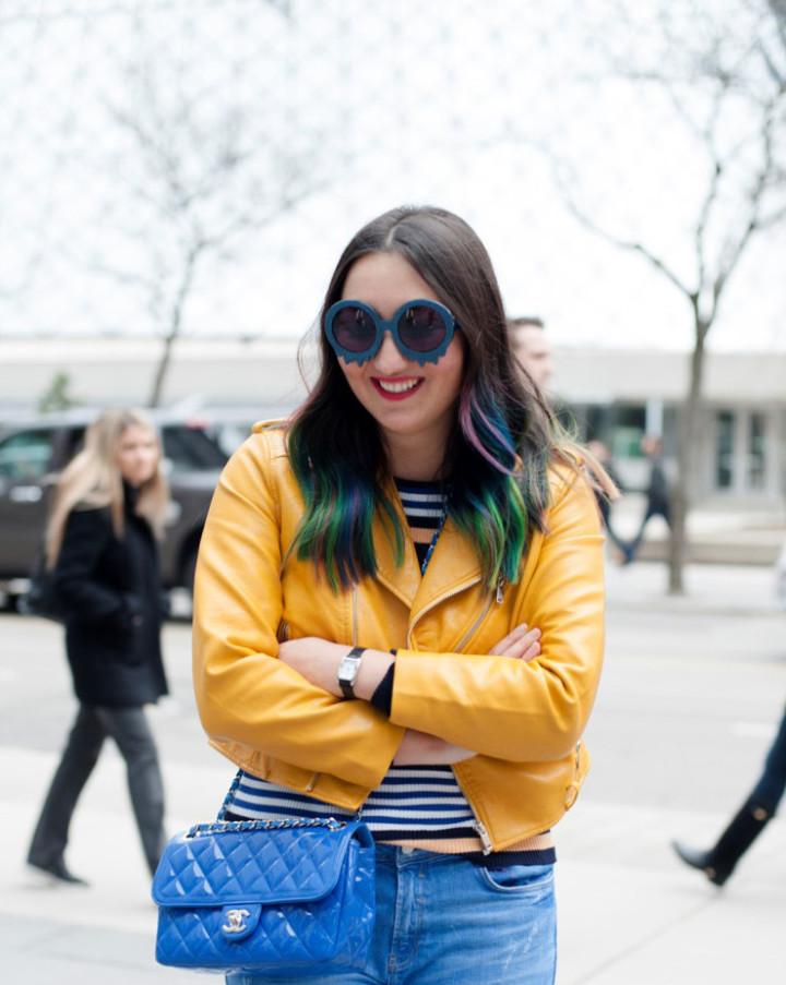 zara-yellow-leather-moto-frayed-jeans6