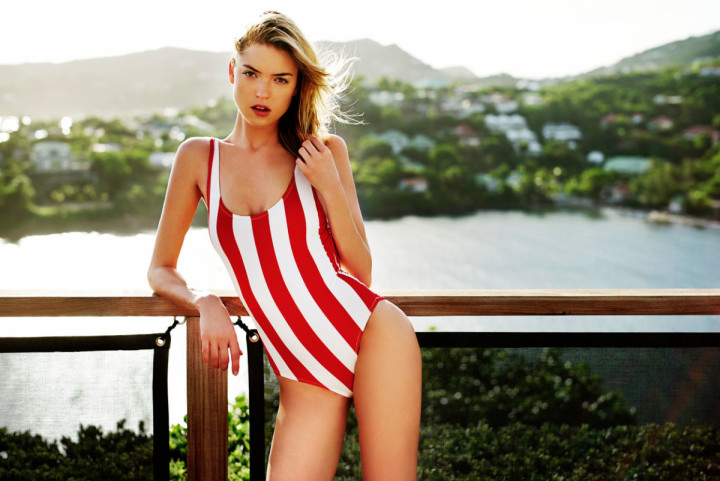 solid-and-striped-anne-marie-one-piece-swimsuit-lookbook-2