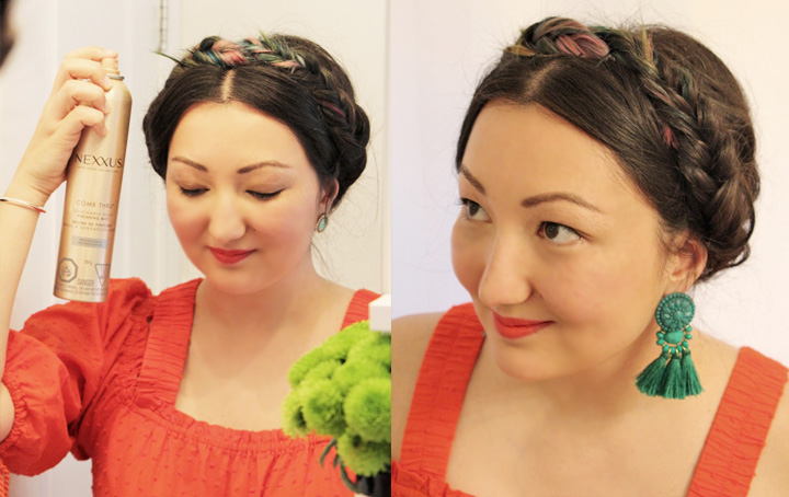 braided-crown-how-to-dove-nexxus-summer-hair-4