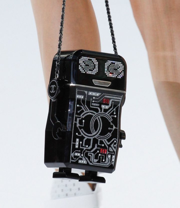 Target S Spring 2017 Home Decor Collections Are Everything: Chanel-spring-2017-rtw-collection-robot-bag