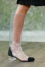 Chanel-Spring-Summer-2018-Collection-vinyl-boots-2