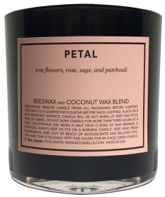 Boy Smells candle Petal $48 CAD