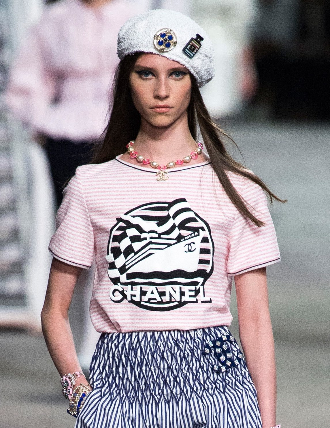 Chanel La Pausa Sweater Style Blog Canadian Fashion And