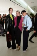 Holt-Renfrew-VOGUE-pop-up-Shelby Furber, Haley Dach and Sahar Nooraei