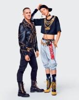 MOSCHINO TV H&M Collaboration Lookbook (38)