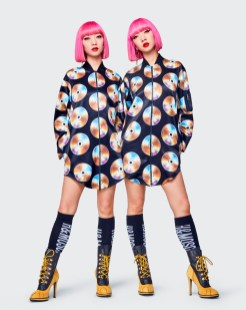 MOSCHINO TV H&M Collaboration Lookbook (54)