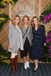 Dr. Tripler Pell, Teca Mussio, Clare Cowling