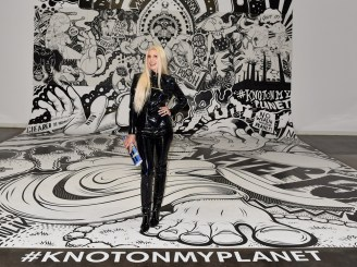 Holt-Renfrew-Knot-on-my-Planet-Sylvia Mantella (2)