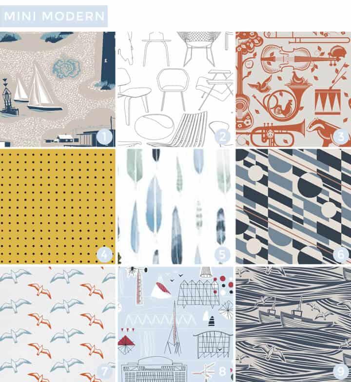 Wallpaper Roundup_Mini_Modern