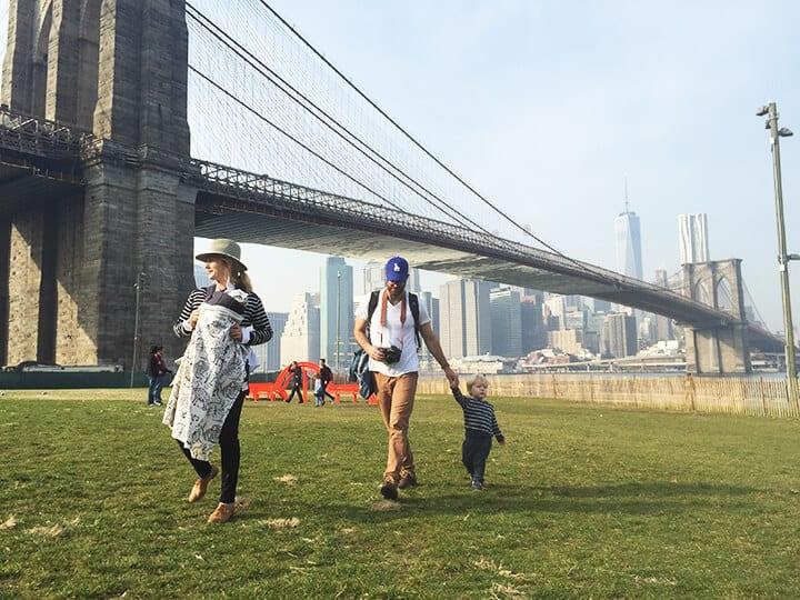 Brian_Charlie_Emily_Brooklyn Bridge