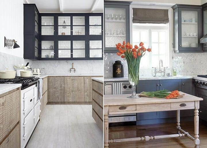Kitchen Trends_Emily Henderson_Glass Front Cabinets1