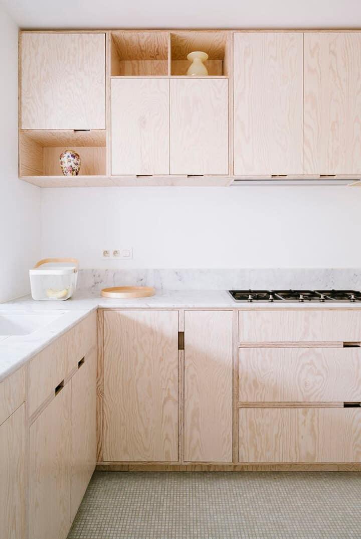 Kitchen Trends_Emily Henderson_Plywood Kitchen Cabinets1