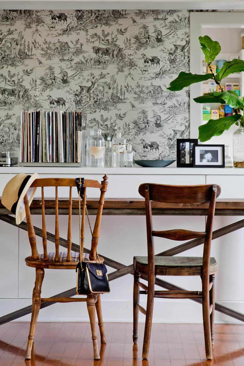 Emily Henderson Ian Brennans House Dining Room