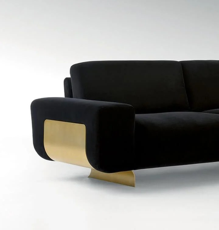 Minimal_Black_Gold_Sofa