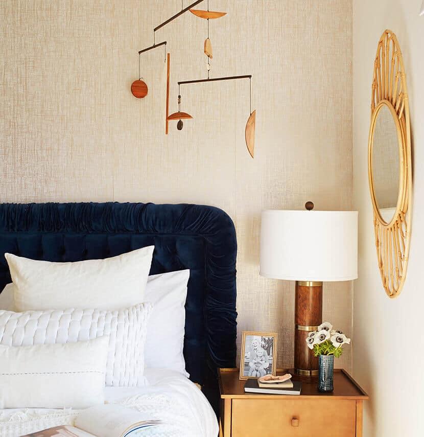 Emily Henderson Bedroom Vignette