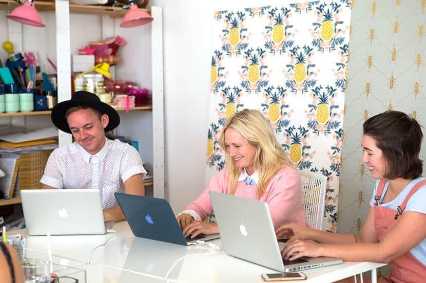 Emily Henderson Creating A Blog Post