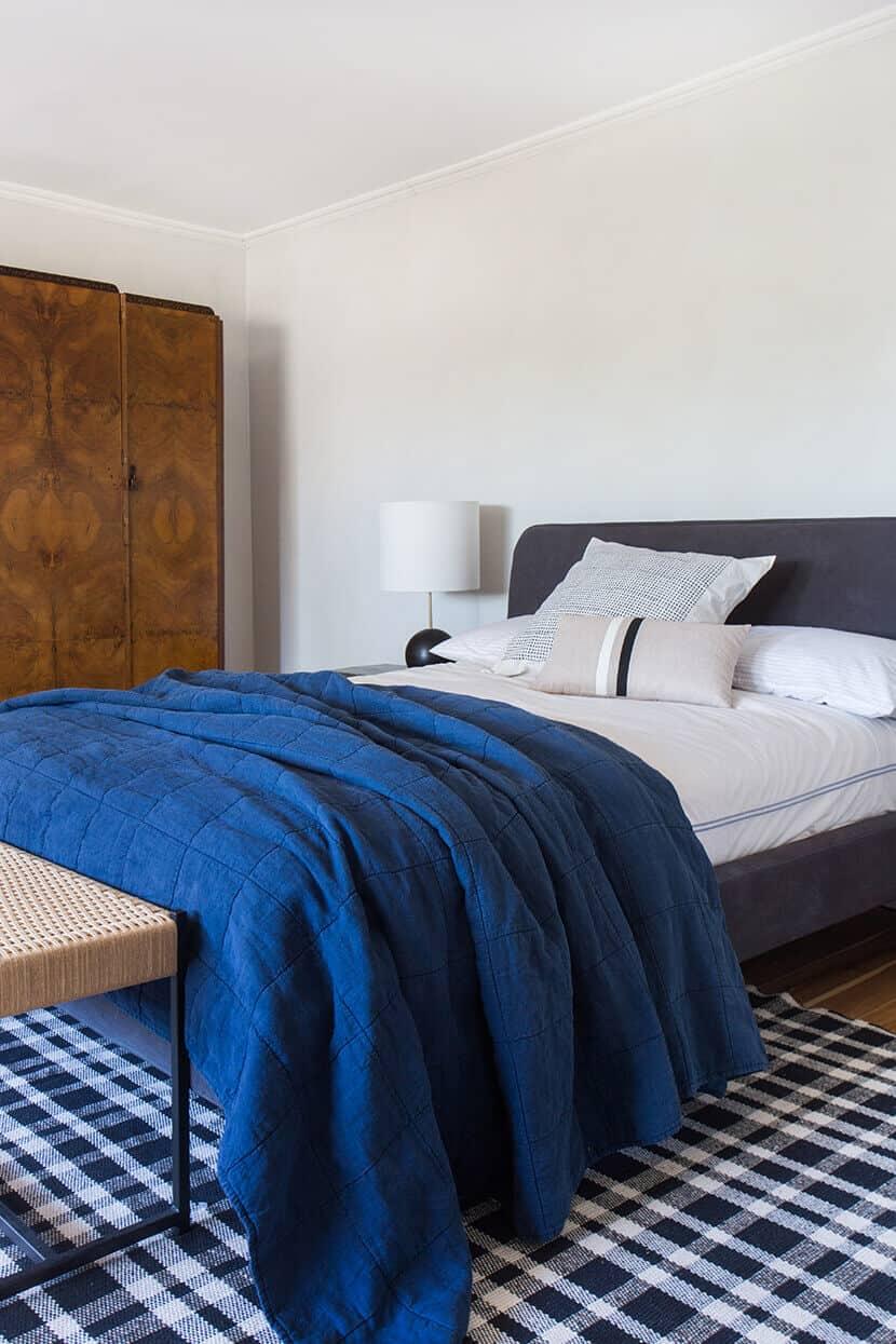 Simple Organic Neutral Bedroom