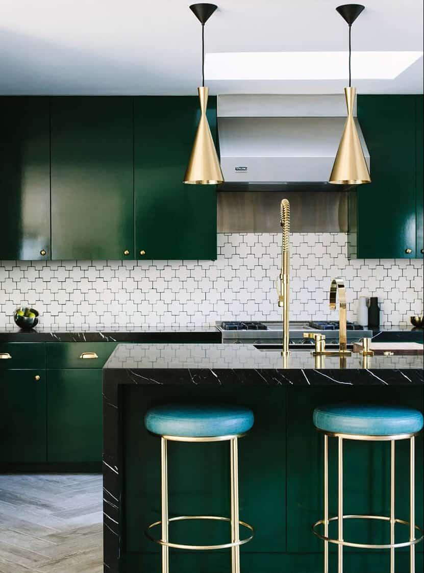 Budget Friendly Kitchen Hardware_Brass_Copper_Black_Silver_Chrome 2