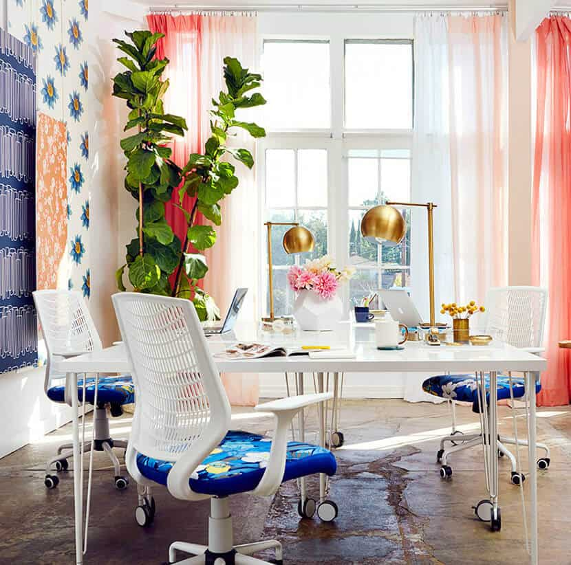 Emily Henderson Studio_Desks Chairs Office