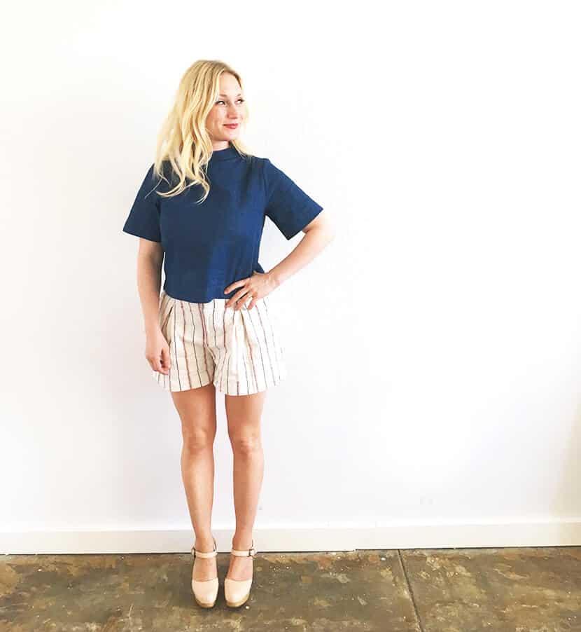 Emily Henderson What I Wore Fashion Clothing6