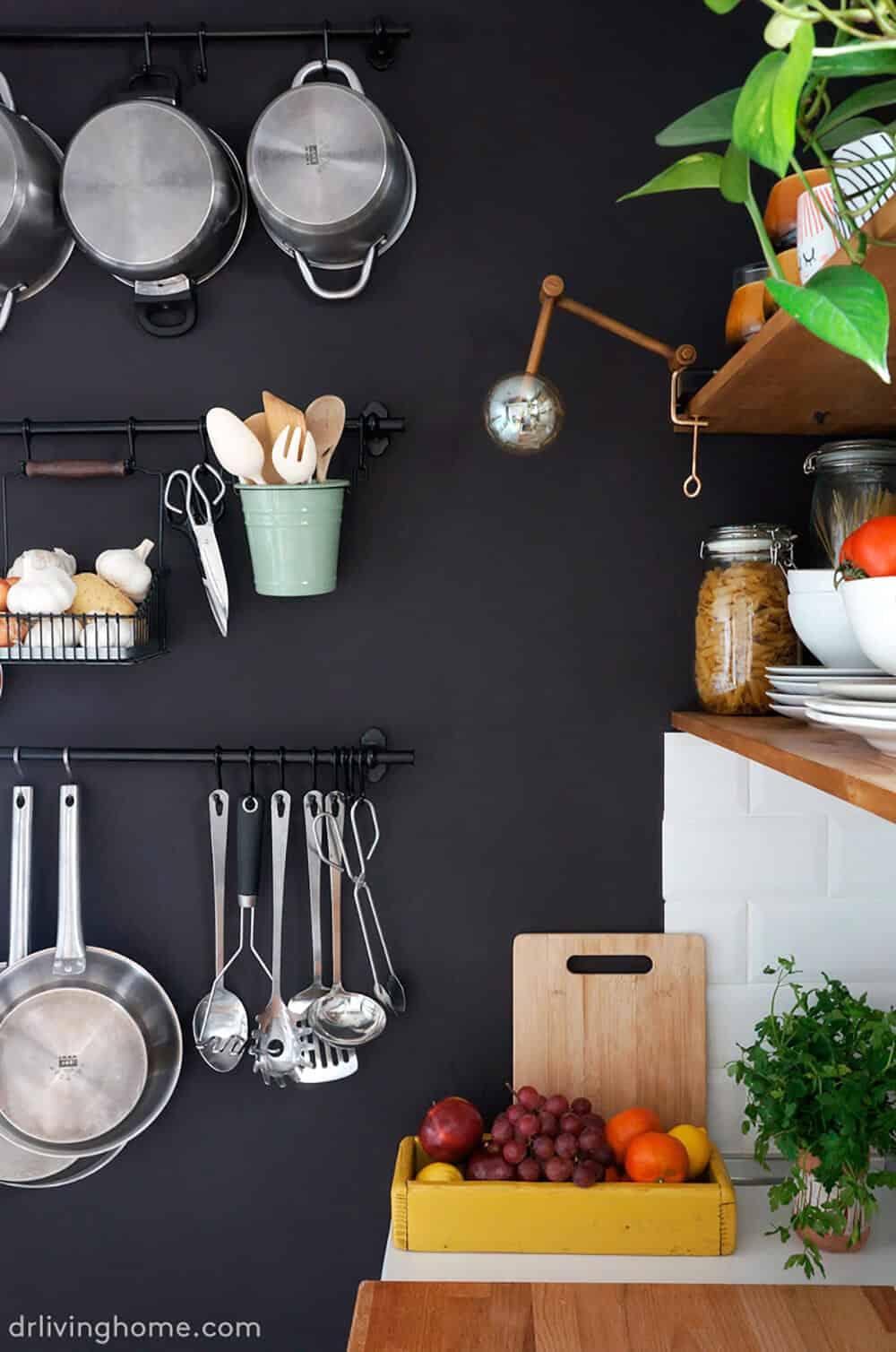 DIY Kitchen Makeover Dr Livinghome After Affordable Redo Emily Henderson 2