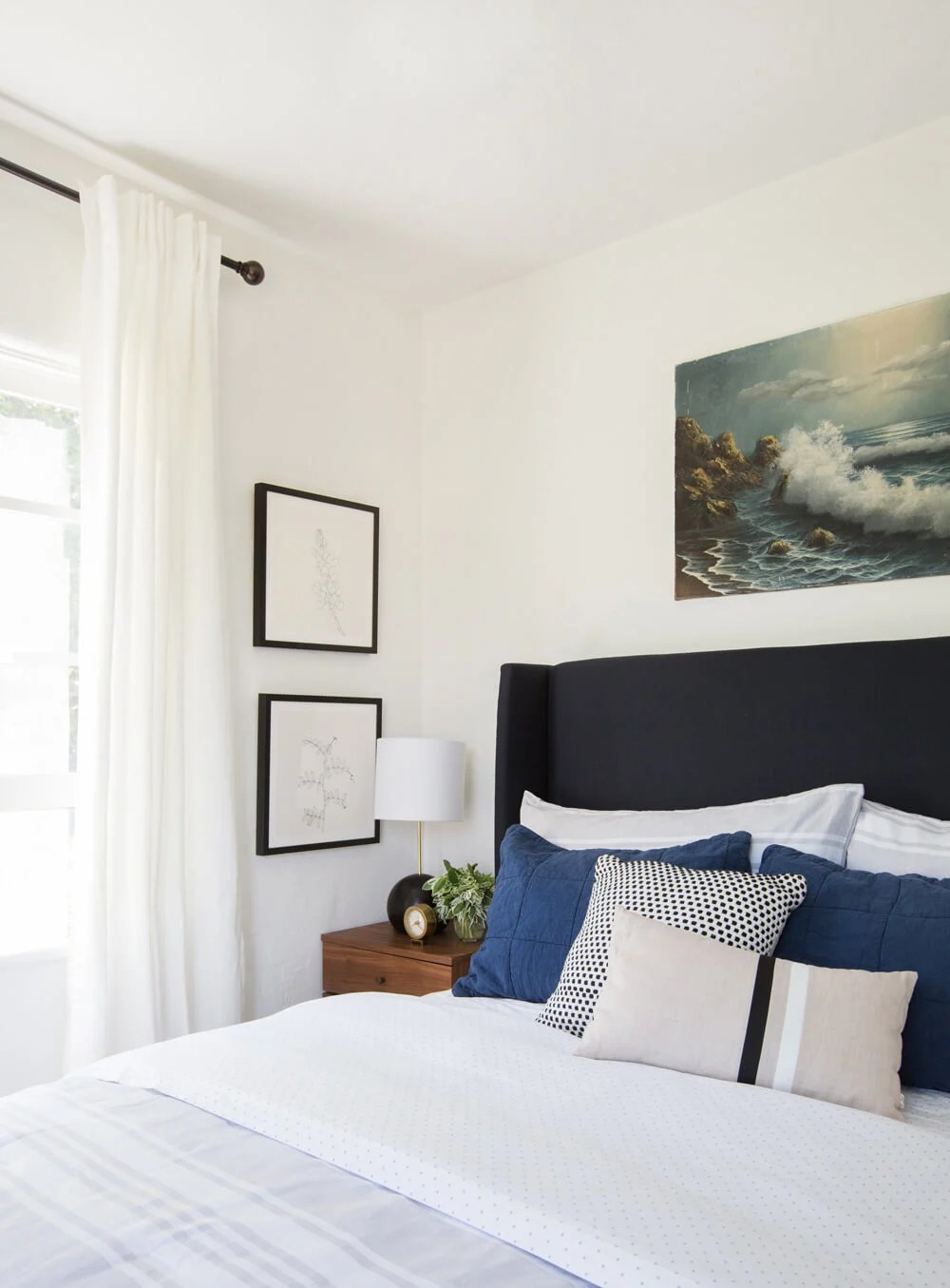 Haiku Fan Guest Bedroom Interior Makeover-5