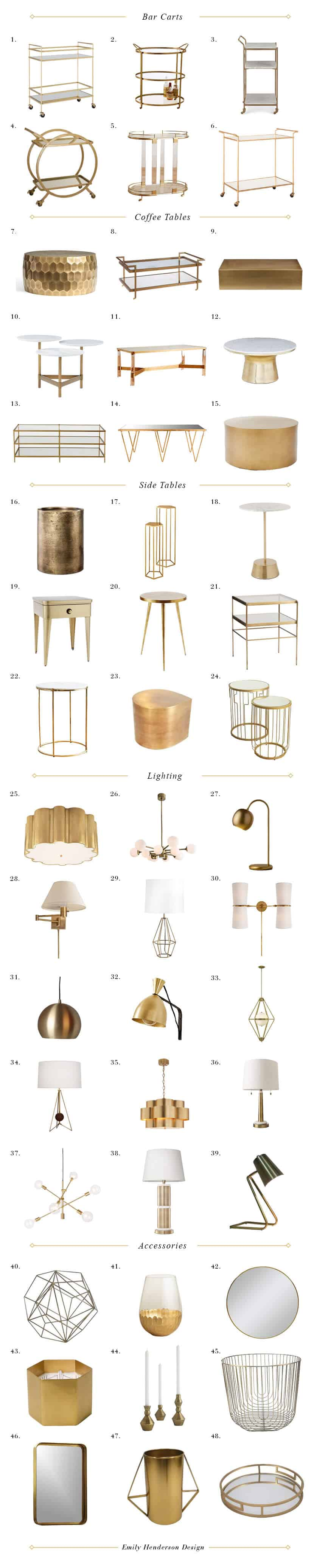 NEW Matte Brass_Get the Look_grid_revised