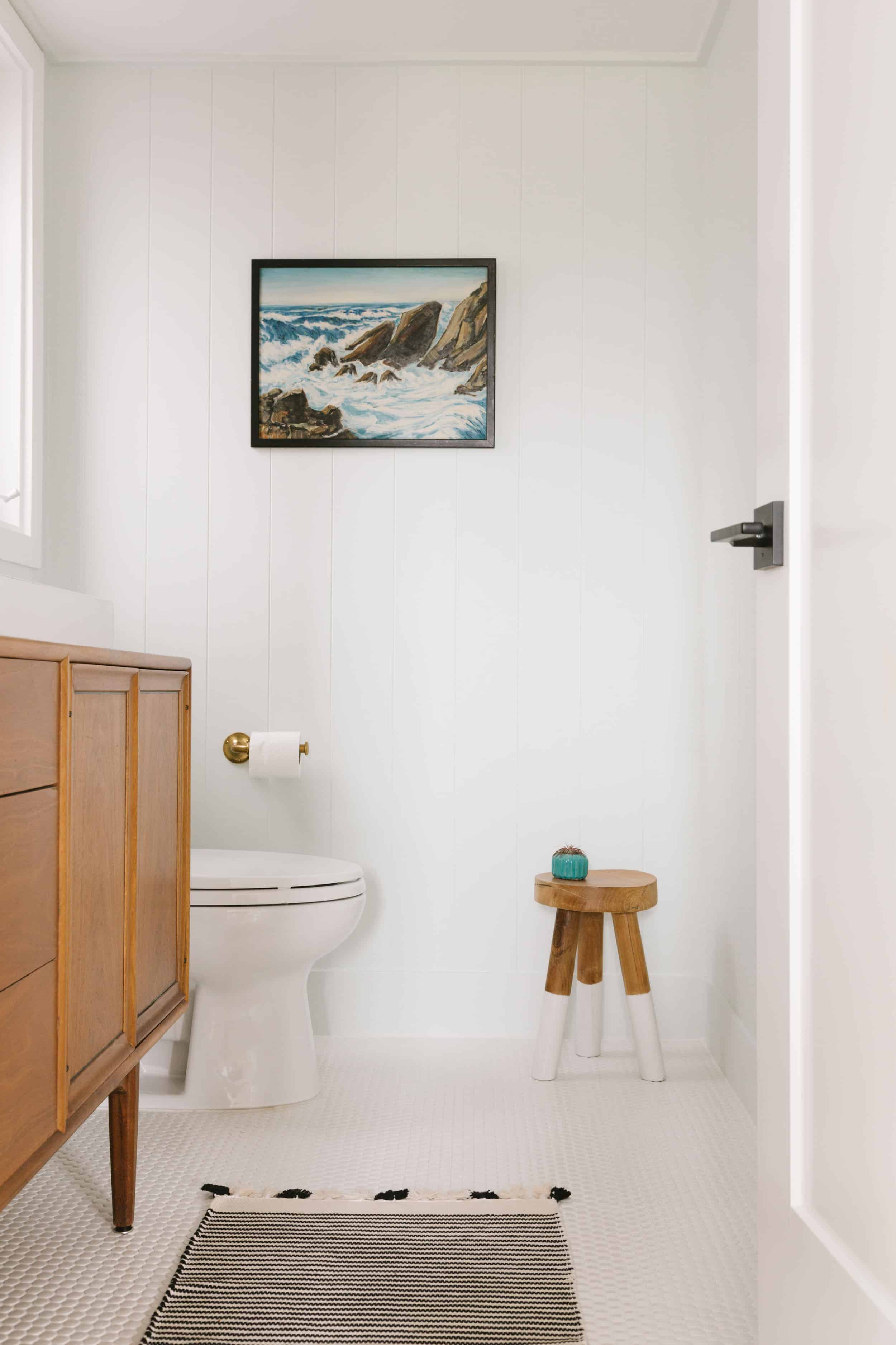 Samantha Gluck Emily Henderson Traditional Modern Bathroom