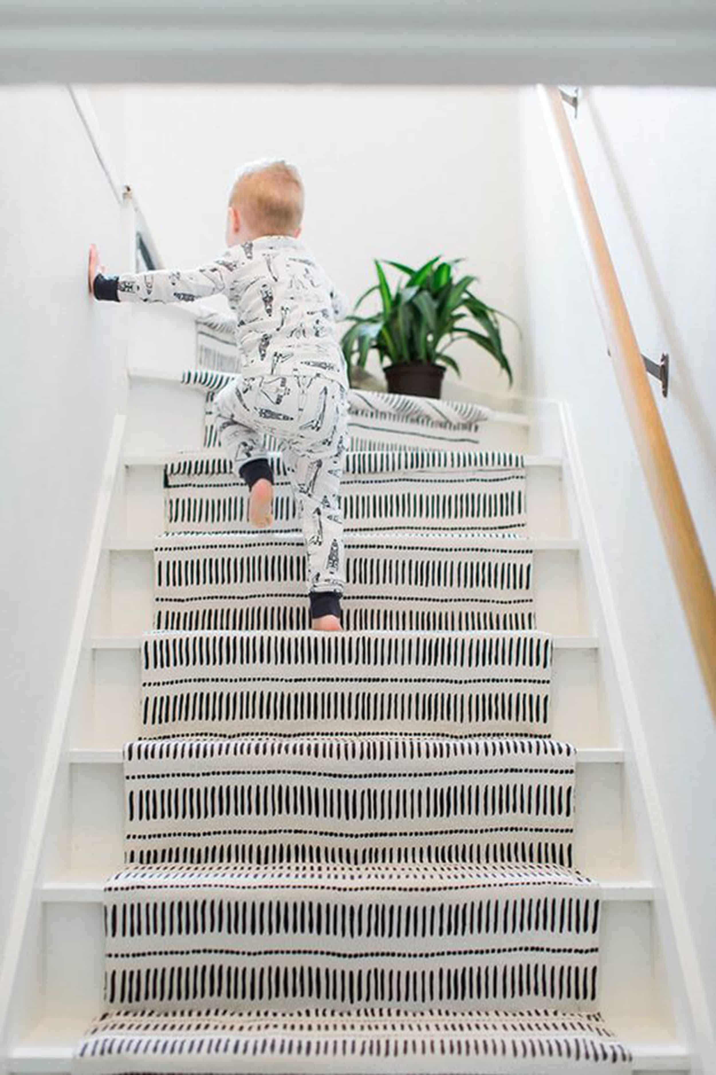Should I Add A Carpet Or Rug Runner To My Mountain House Staircase | Temporary Carpet For Stairs | Flooring | Protection | Stair Runner | Film | Magic Carpet