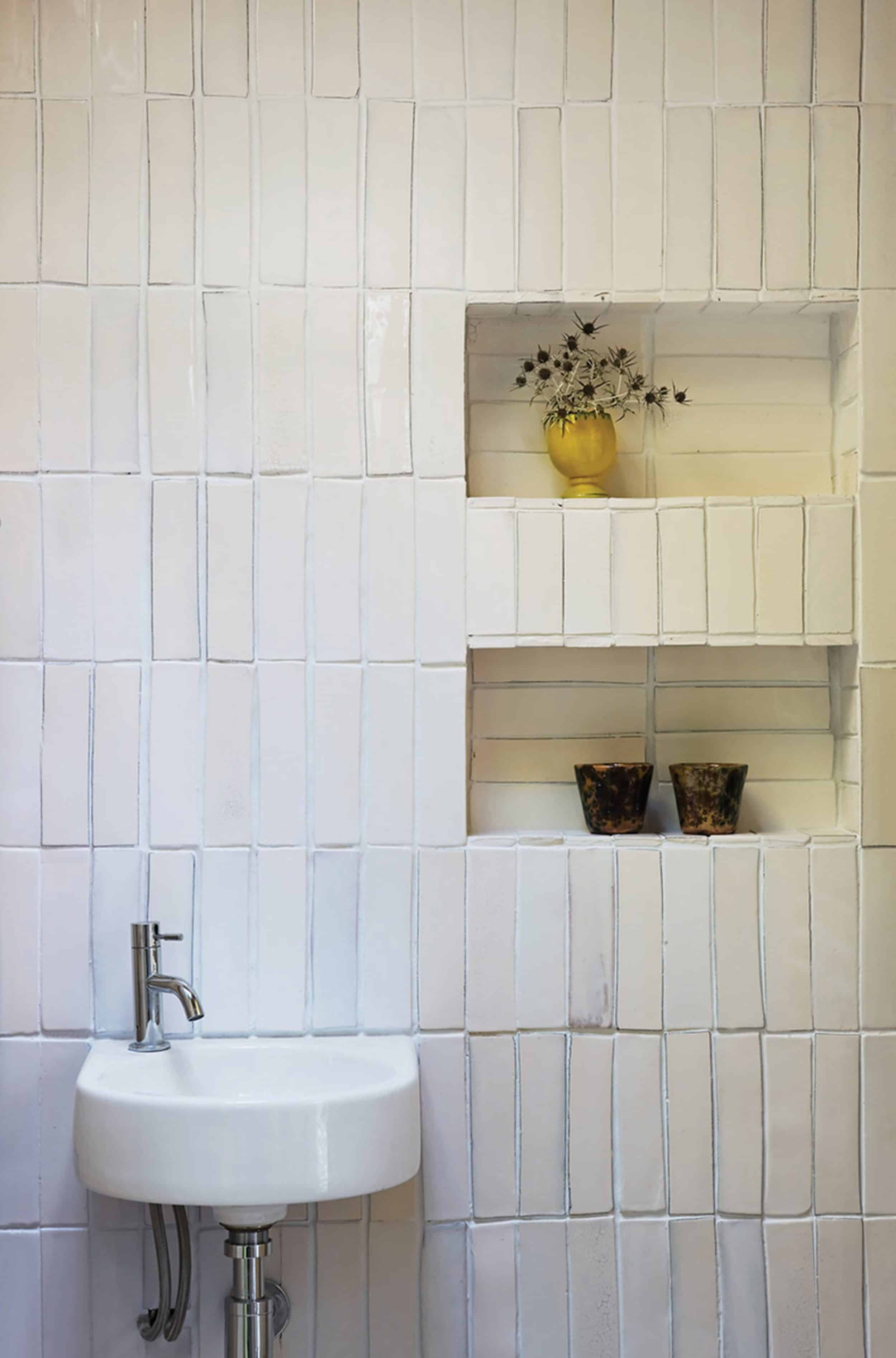 stacked tiles the new subway tile