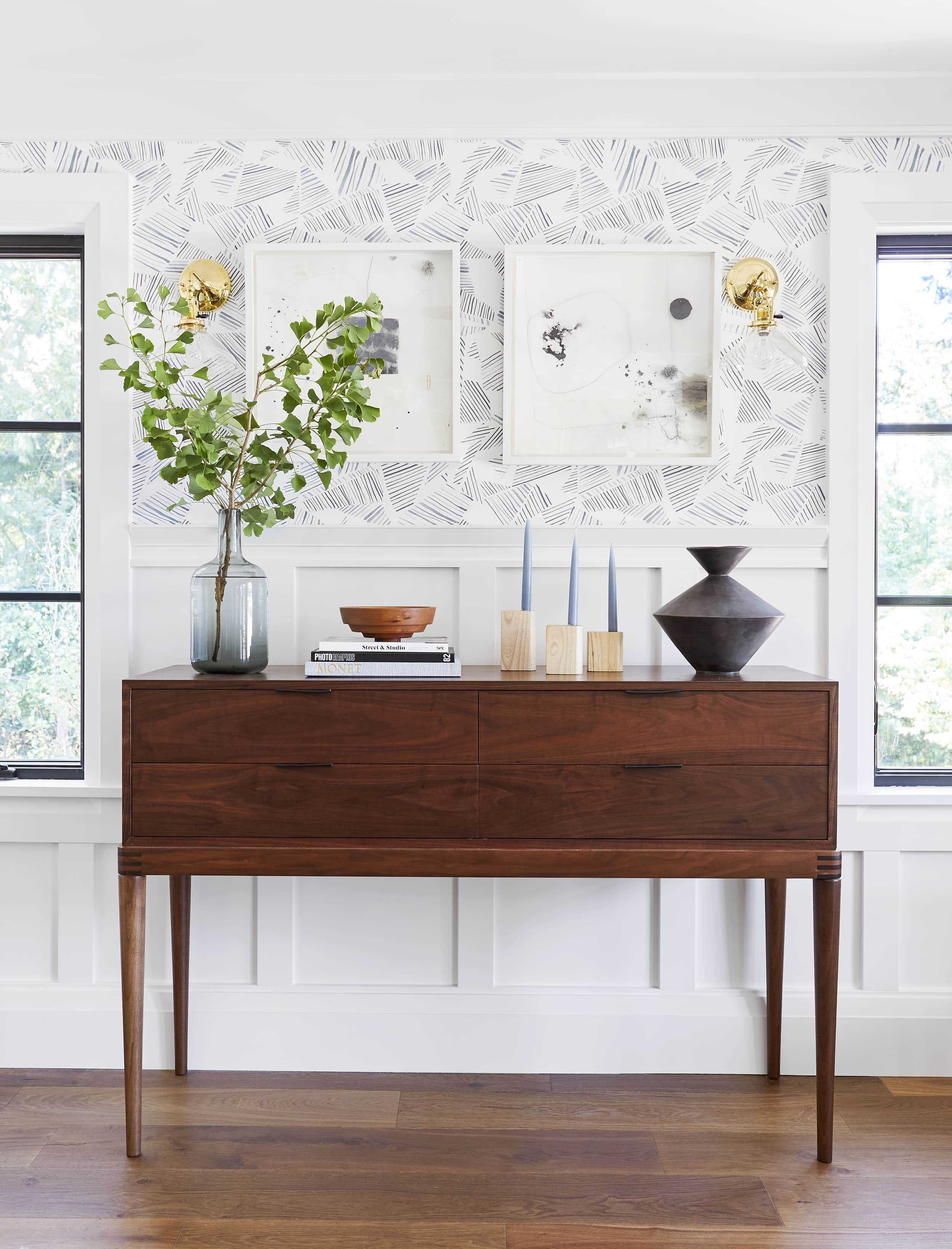 Emily Henderson Portland Traditional Dining Room12