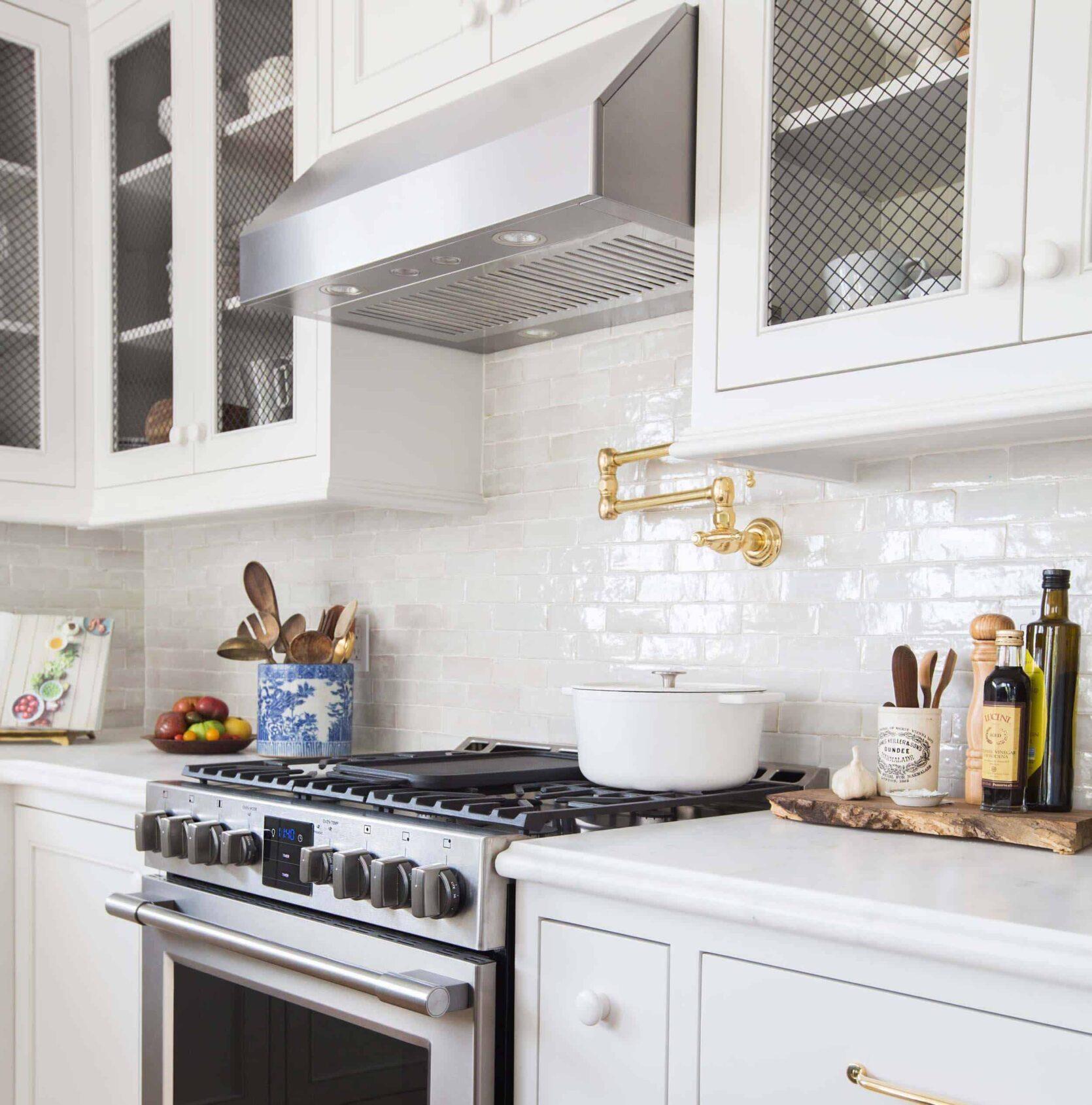 Emily Henderson Full Kitchen Reveal Waverly Frigidaire 30
