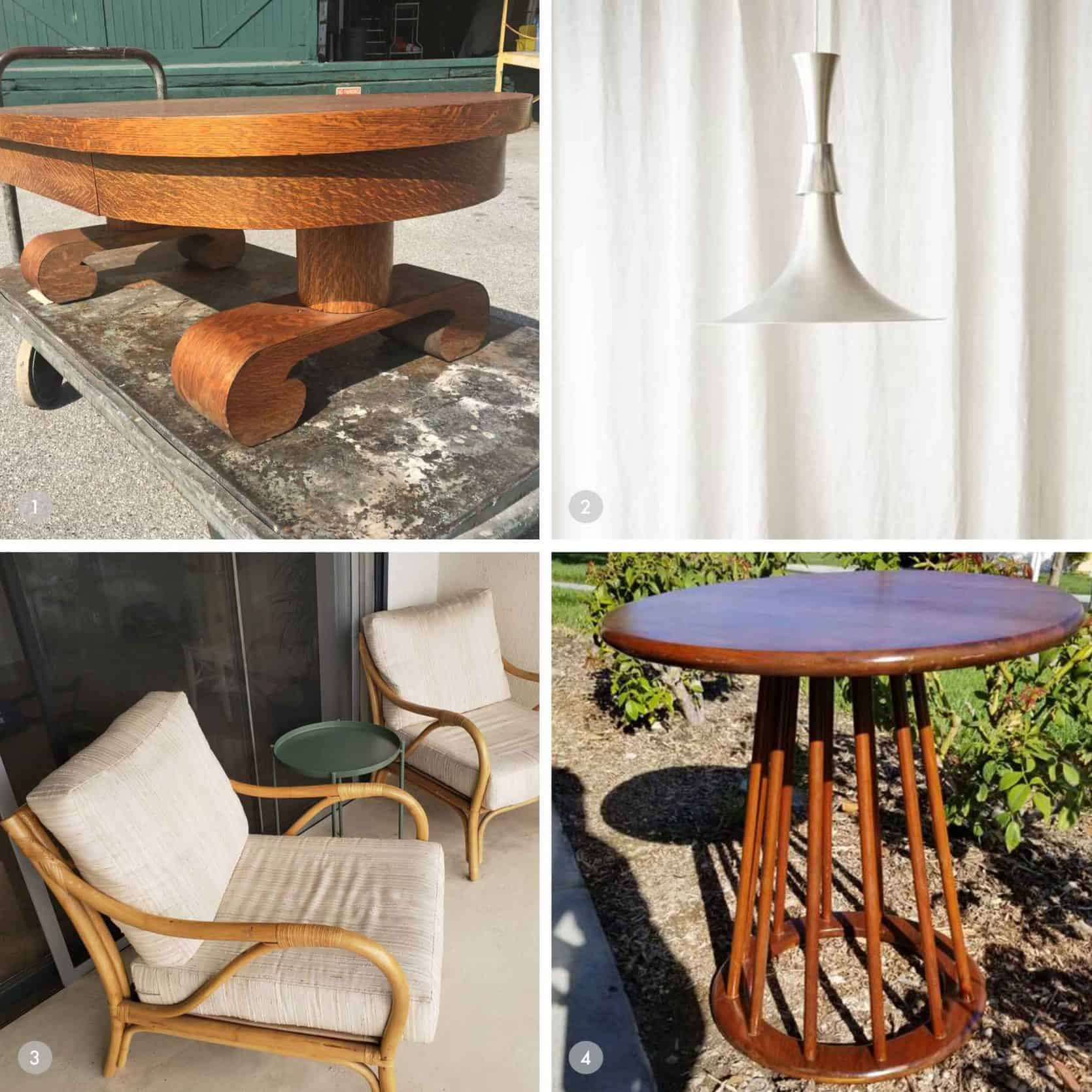 the best furniture on craigslist right